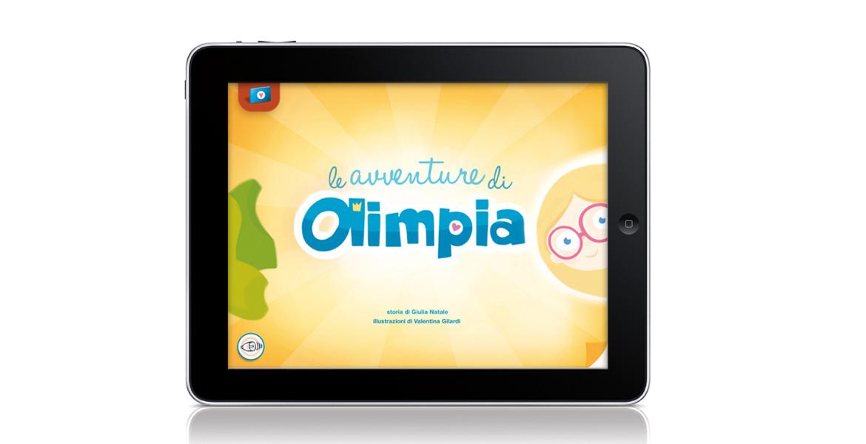 LE AVVENTURE DI OLIMPIA-0