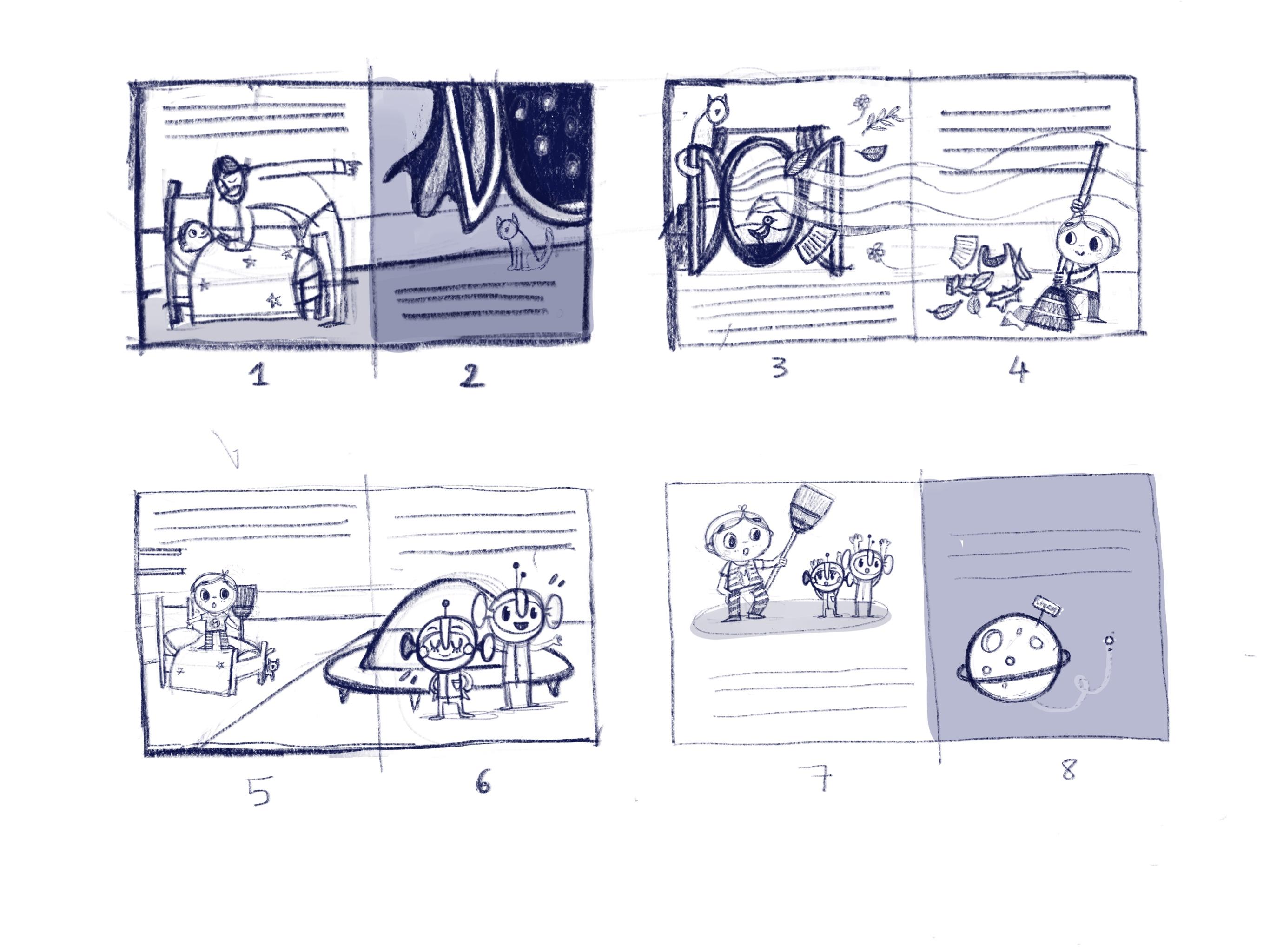 I quaderni di Silea – Storie spaziali-1