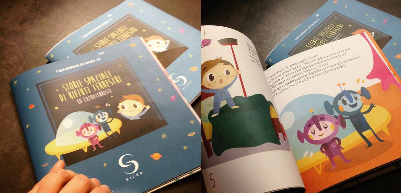 I quaderni di Silea – Storie spaziali-0